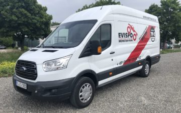 Buchen Ford Transporter EV555