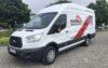 Buchen Ford Transporter EV551
