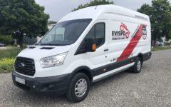 Ford Transporter EV555